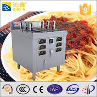 Automatic commercial electric cooking machine for pot noodle/noodle cooking machine