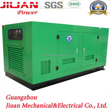 high quality portable silent diesel generator 60kva 100kva 120kva 150kva 200kva with different brand engine