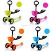 Kids colorful design mini kick scooter for sale