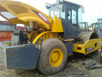 super heavy-duty single drum vibratory road roller for sale XS222J