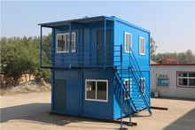 modular environmental control prefabricated house in turkey