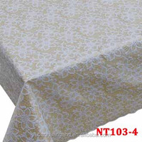 lace table cloth/glitter tablecloth 36x36/ruffled table cover