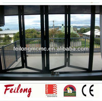 Good sealing & looking bi fold door with AS2047 in Australia & NZ