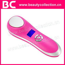 BC-1507 Hold & Cold Beauty Instrument Skin Rejunvenation Vibrating Facial Massager