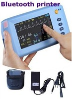 Medical Supplies Digital Wrist Watch Blood Pressure Patient Monitor FDA Approved with Pulse Oximeter Function