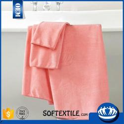 china manufacturer wholesale quick dry promotional polyester microfiber fabric