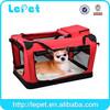 Luxury wholesale pet carrier,portable foldable pet bag