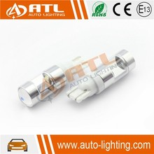 High quality good price t10,t15 fog light auto led bulb t3 12v