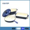 Wholesale Alibaba porcelain coated cast iron cookware