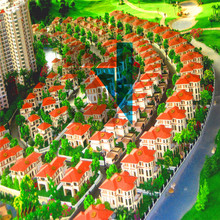 New Design!!! Ali Gold Supplier customized scale model buildings for real estate