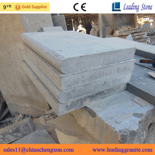 Natural Chinese blue stone bullnose coping