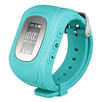 2015 MTK 6261 GSM GPS SOS Child Watch Mobile Phone