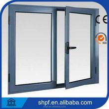 new design casement aluminum window for home