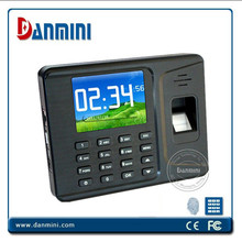 Free software Fingerprint recognition time attendance A-E260