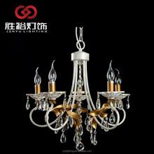 2015 design candle Alloy flower european chandelier lamp wall light pendant light candle light