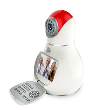 Wanscam Network Phone Camera can realize video call camera to camera, or Android, iOS Mobile Terminal Device to camera