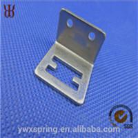 L shape lamp side light mounting bracket