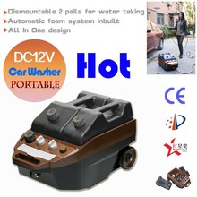 ZCleaner-3008 innovative portable car washer with CE certificate