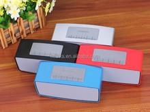 2015 best quality outdoor portable wireless bluetooth speaker mini