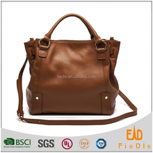 S989-A3970- genuine leather korean new design Casual And Comfortable Tote Bag ,fashion Cross Body Bag in tmall