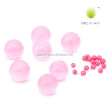 Colorful metallic gel water beads manufactory