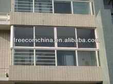 aluminum frame window grills design pictures