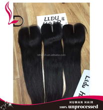 cheap factory price wholesale pure indian remy human hair lace closure