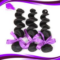 fashion remy hair, 3 pcs/lot loose wave cheap human braiding hair sew in weave