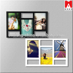 Contemporary design Chinese Style 5X4 Picture Frame Funia collage Photo Frame Family