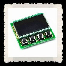 Rohs VA segment auto meter lcd module