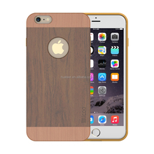Slicoo brand high quality Bamboo phone case cell phone case,wholesale luxury cell phone case for iphone 6