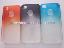 hot sale candy design hard case for iphone5 housing