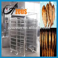 Wholesale and retail Fish Smoking Machine chicken smoking machine