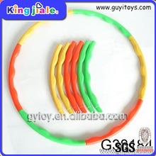 OEM company high quality cheap light up hula hoop
