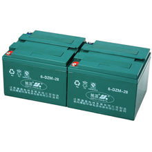 Deep cycle electric motorcycle battery 12V28AH for toyota hilux single cab