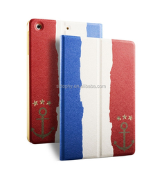 For ipad mini 1 2 3 Anchor Slim Folio Leather Stand Case Fold Tablet Smart Cover
