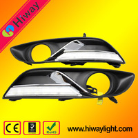 Auto accessories led daytime running light for Nissan Sylphy 2012-2014 led drl fog light