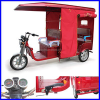 ROMAI 48V 850W tok tok/ electric tricycle for sale with permanent margent motor for Nepal