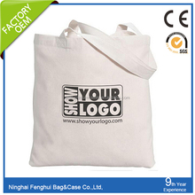 Promotional customized cotton shopping bag hot products canvas tote bag fashion cotton bag