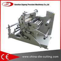 650mm automatic plastic film slitter ( slitting rewinder )
