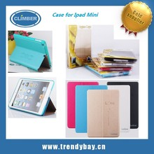 Protective soft cute tablet cover case for ipad mini