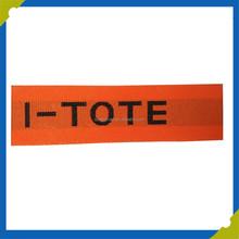 Custom elastic waistband elastic webbing belt jacquard woven or heat transfer logo elastic rubber tape for underwear
