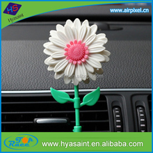 Sun flower gel vent clips air freshener for car