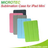 Best sale sublimation belt clip case for ipad mini
