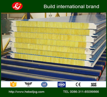glasswool sandwich panel/board made in China
