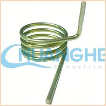 Customized high-strength heavy duty torsion spring used in all kinds of aspects