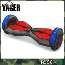 Bluetooth Speaker Remote Control Key and Carry Bag All Included 2 Wheel Self Balance 8 Inch Electric Scooters