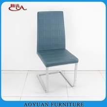 High quality leather cover Spain style dining chair