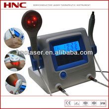 Rheumatic arthritis 650nm and 808nm diode laser acupuncture stimulator