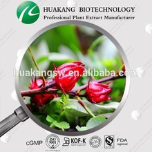 roselle hibicus roselle extracto extracto en polvo